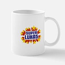 Lukas the Super Hero Mug