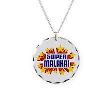Malakai the Super Hero Necklace