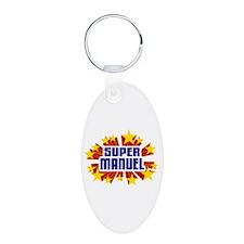 Manuel the Super Hero Keychains