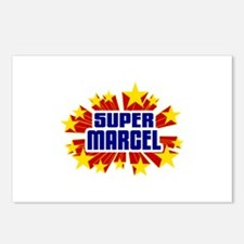 Marcel the Super Hero Postcards (Package of 8)