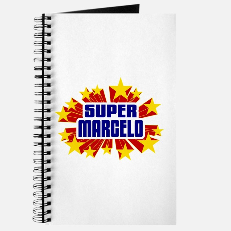 Marcelo the Super Hero Journal