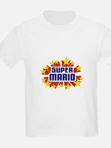 Mario the Super Hero T-Shirt