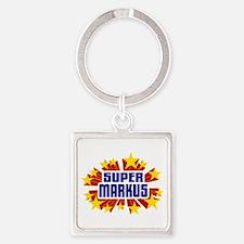 Markus the Super Hero Keychains