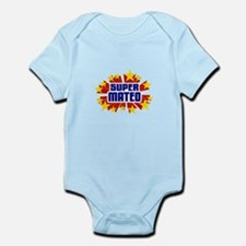 Mateo the Super Hero Body Suit