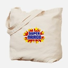 Mauricio the Super Hero Tote Bag