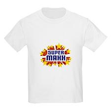 Maxx the Super Hero T-Shirt