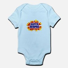 Memphis the Super Hero Body Suit