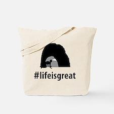 Spelunking Tote Bag