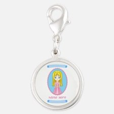 Personalized Girly Charms