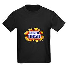 Nash the Super Hero T-Shirt