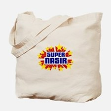 Nasir the Super Hero Tote Bag