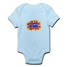 Nathaniel the Super Hero Body Suit