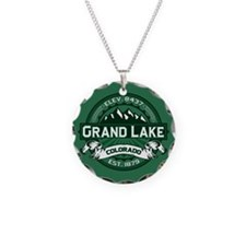 Grand Lake Forest Necklace