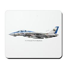 F-14 Tomcat VF-213 Blacklions Mousepad