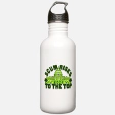 Scum Rises To The Top Water Bottle