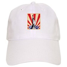 Independence Day Baseball Baseball Cap