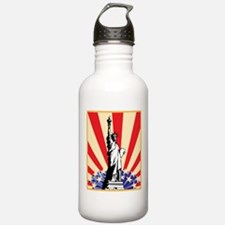 Independence Day Water Bottle