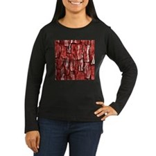Got Meat? - Overlapping bacon T-Shirt
