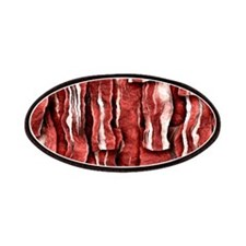 Got Meat? - Overlapping bacon Patches