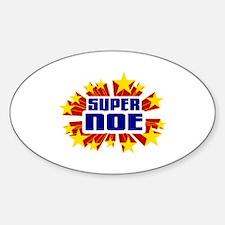 Noe the Super Hero Decal