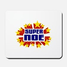 Noe the Super Hero Mousepad