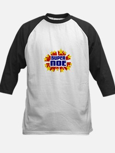 Noe the Super Hero Baseball Jersey