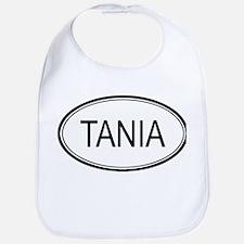 Tania Oval Design Bib