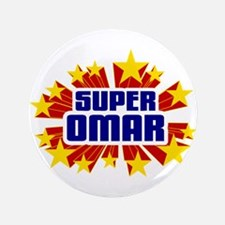 """Omar the Super Hero 3.5"""" Button (100 pack)"""