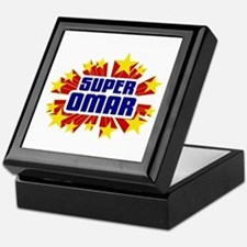 Omar the Super Hero Keepsake Box