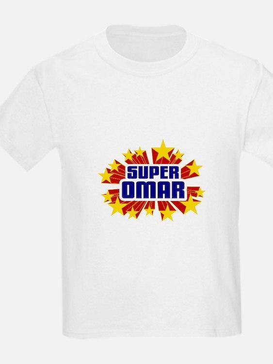 Omar the Super Hero T-Shirt