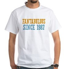 Fantabulous Since 1987 Shirt