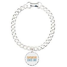 Fantabulous Since 1987 Charm Bracelet, One Charm