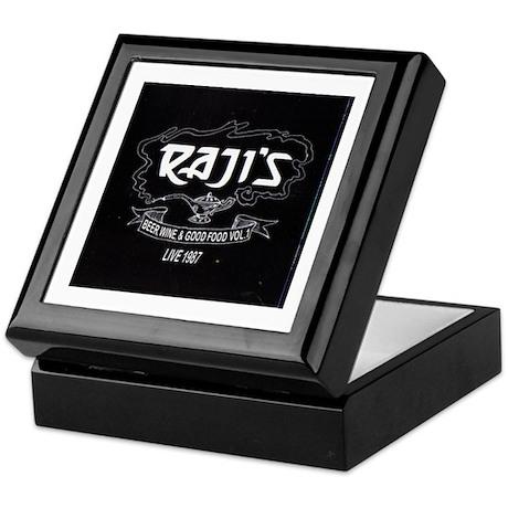 live at Rajis Keepsake Box