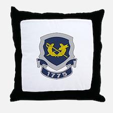 COL Chris O'Brien Retirement Gift Throw Pillow