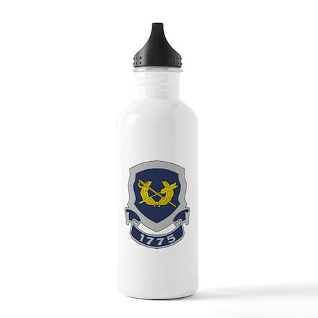 COL Chris O'Brien Retirement Gift Water Bottle