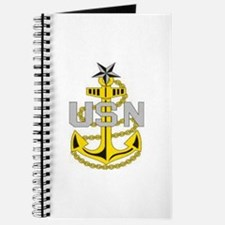 Cute Navy chief petty officer Journal