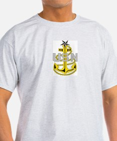 Cute Us navy senior chief T-Shirt