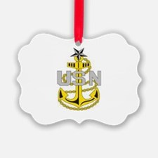 Cute Chief petty officer Ornament