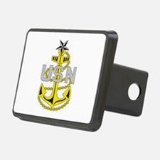 Cute Navy Hitch Cover