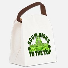 Scum Rises To The Top Canvas Lunch Bag