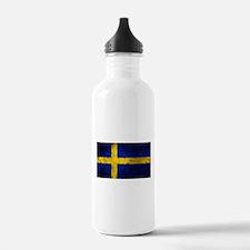 Swedish Flag Water Bottle