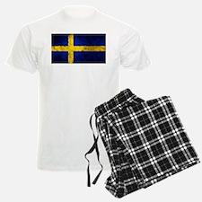 Swedish Flag Pajamas