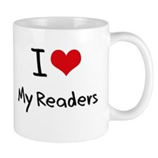 I Love My Readers Mug
