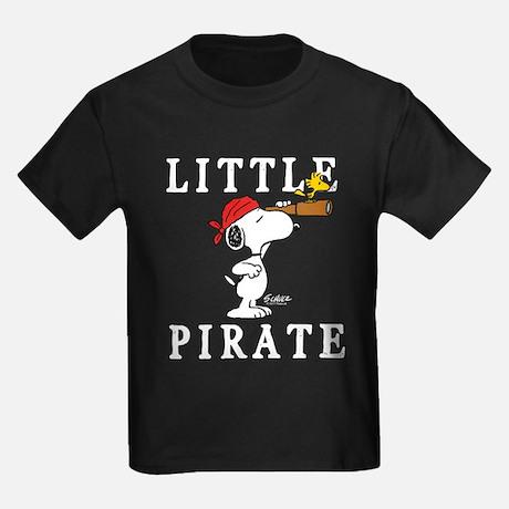 Peanuts Little Pirate Kid T-shirt