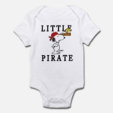 Snoopy Pirate Infant Bodysuit