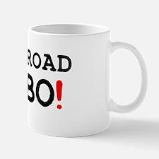 RAILROAD HOBO! Small Mug