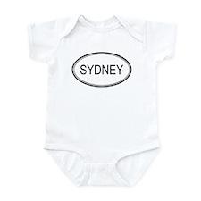 Sydney Oval Design Infant Bodysuit