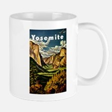 Vintage Yosemite Travel Mug