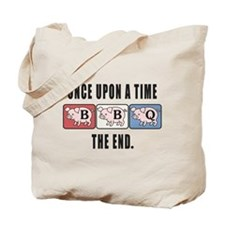 BBQ Fairy Tale Tote Bag