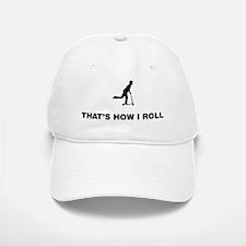 Scooter Baseball Baseball Cap